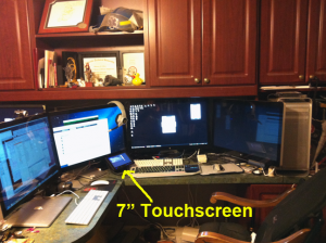 Monitor Setup